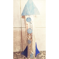 Alicia's rocket