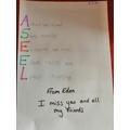 Eden's poem