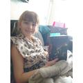 Kiera's reading
