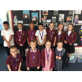 Novice Swimmers with their bronze medals
