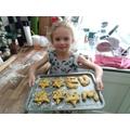 Erins super star biscuits