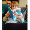 Keira reading