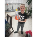 Filip's rocket
