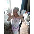 Erin's finger puppets