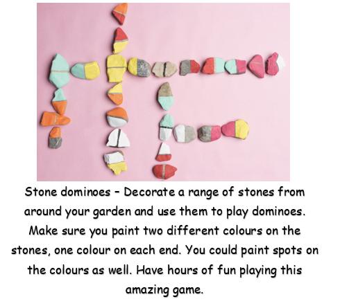 Stone Dominoes