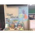 Geography wall