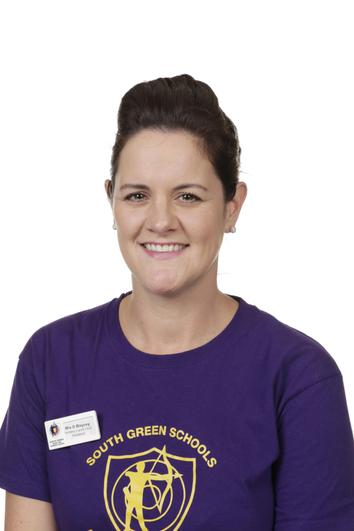 Mrs Blayney - Nursery Learning Support Assistant