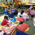 We shared our favourite bedtime stories