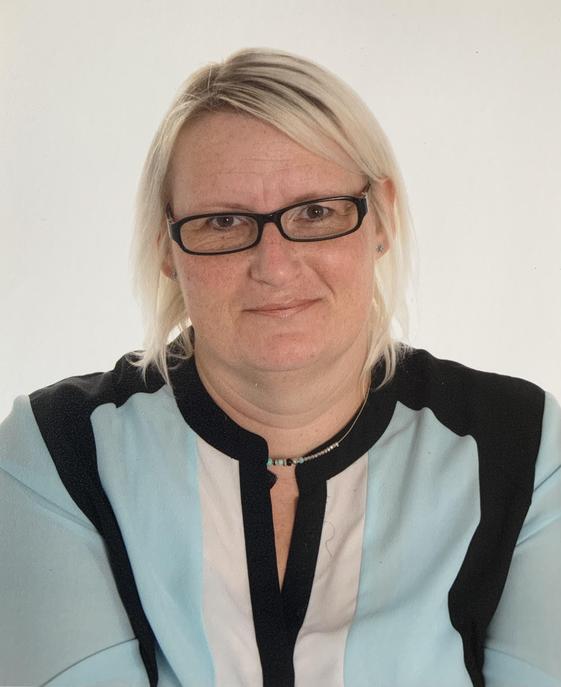 Mrs Major - Assistant Business Manager