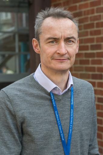 Mr Noel Fadden - Headteacher