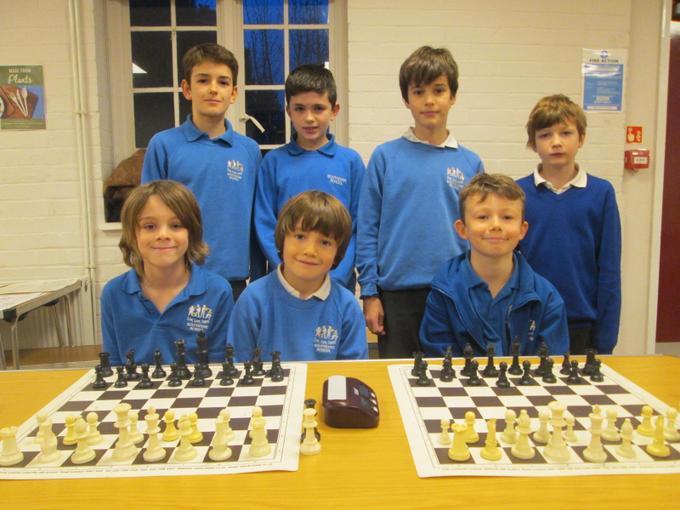 Chess Team v LOGS