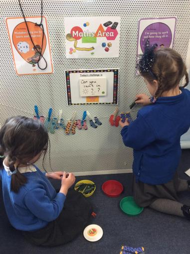 Counting in 2s!