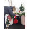 Decorating The Grotto