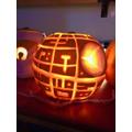 Our Pumpkin Carving Winner!