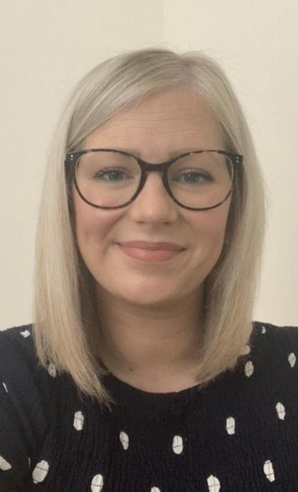 Miss Stephenson - Nursery Teacher
