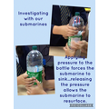 We have been investigating how submarines work