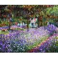 Monet's Garden by Claude Monet