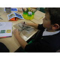 We chose our creature before modelling the clay