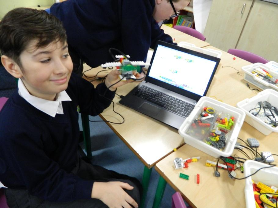 We have done controlling a physical system in computing.