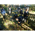 Back at school in our Wildlife Garden