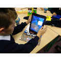 Using Google Earth to locate seas and oceans