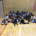 Our sportshall athletics team