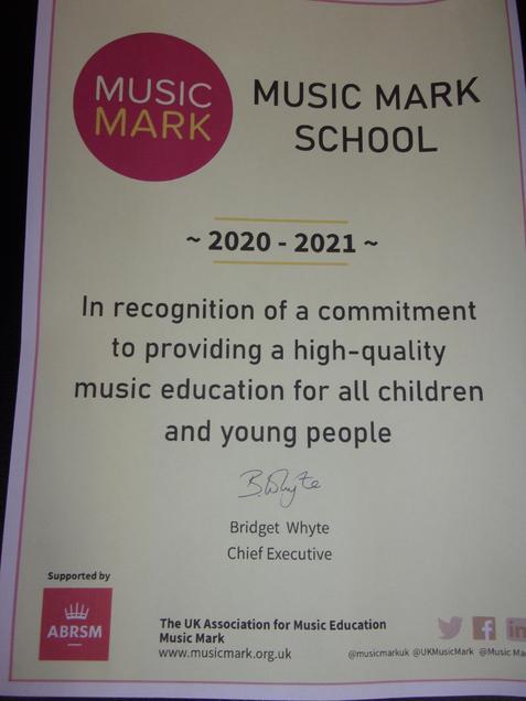Music Mark 20-21