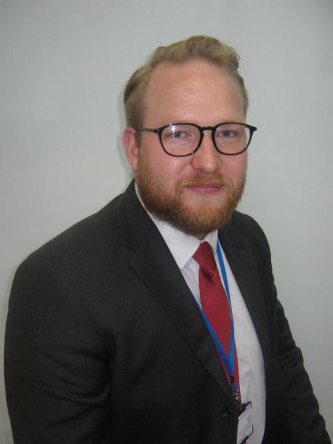 Mr J. O'Byrne - Acting Deputy Headteacher