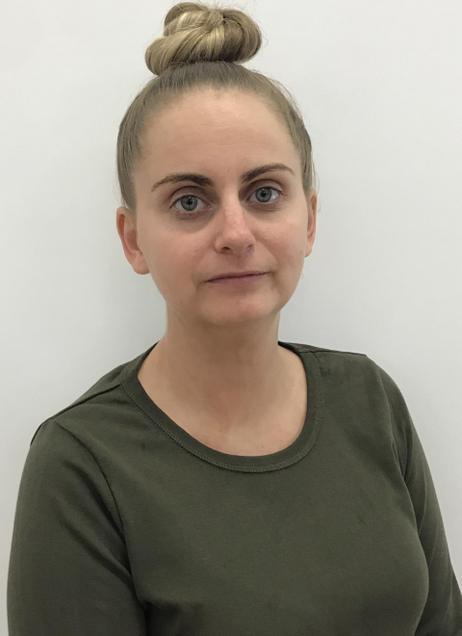 Miss J. Kinggett - SEN Teaching Assistant