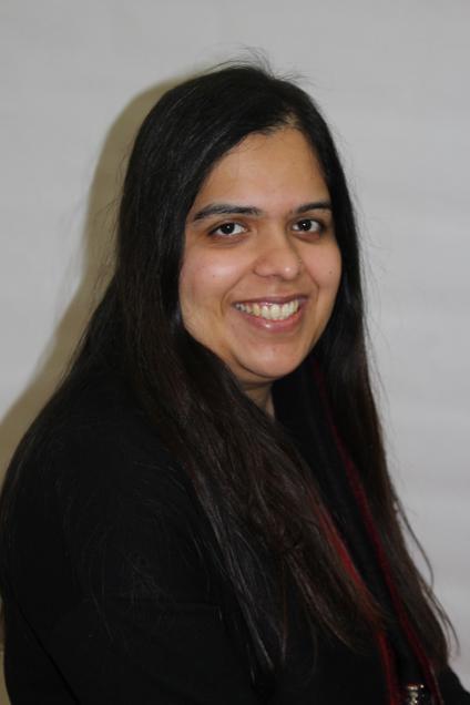 Ms S. Tariq- Year 3 Lead/ Red Class Teacher