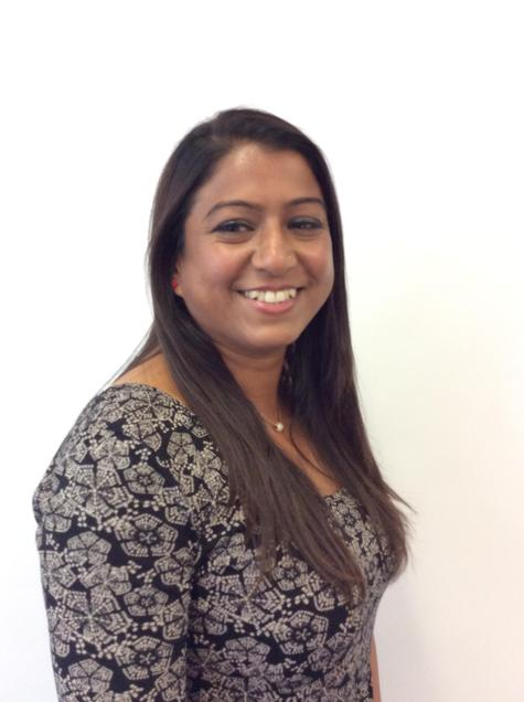 Mrs A. Ali - Year 2 Higher Level Teaching Assistant