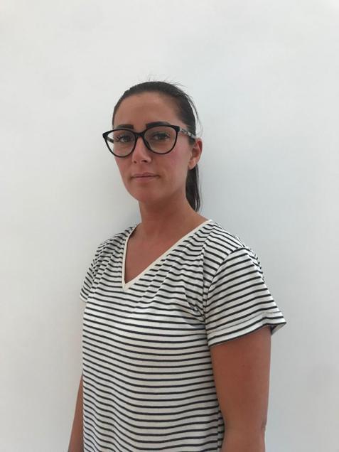 Miss L. Wedge - Blue Class Teaching Assistant