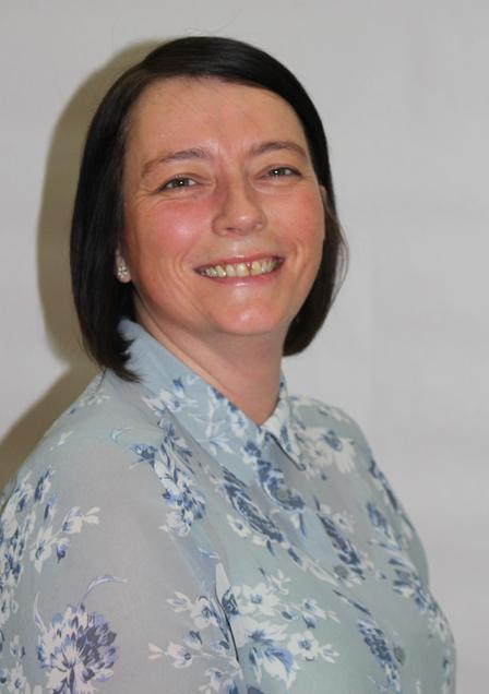 Mrs J. Cook - Reception Higher Level Teaching Assistant