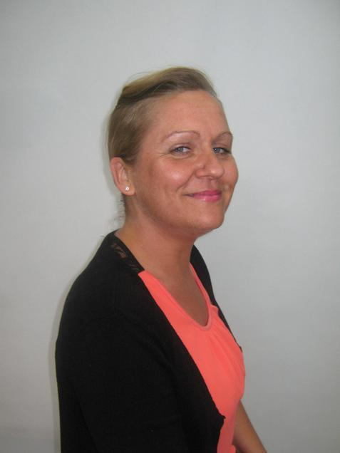 Miss S. Arthur- Nursery Teaching Assistant