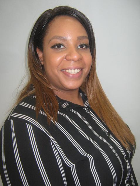 Miss S. Thomas- Aqua Class Teacher (Year 4) - RE & SMSC Leader