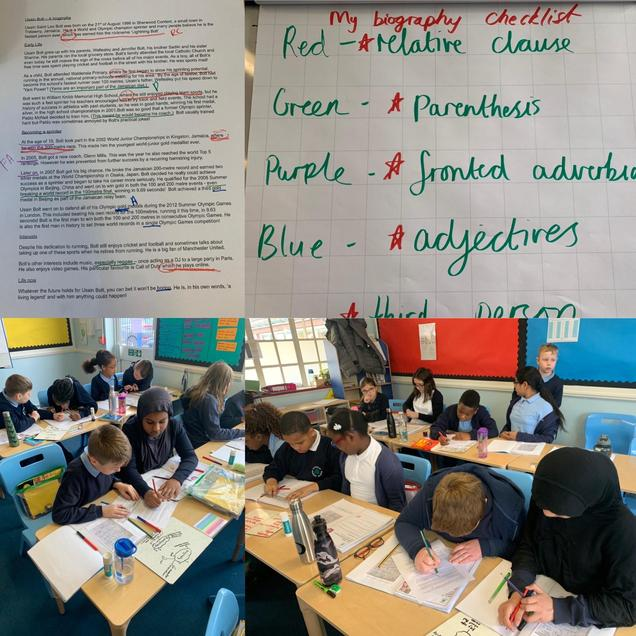 Year 5 Non-Fiction Writing Lesson