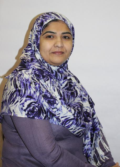 Mrs R. Mujeeb - Lunchtime Assistant