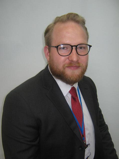 Mr J. O'Byrne- Assistant Headteacher & DSL