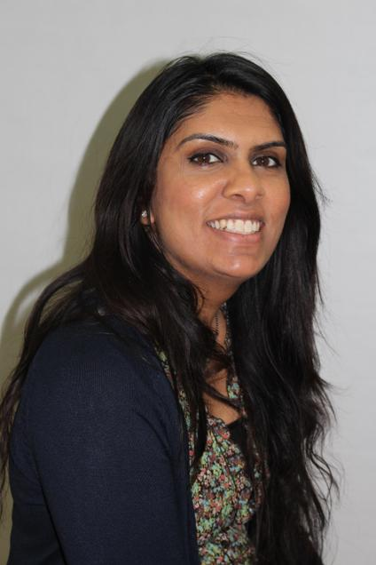 Mrs P. Patel - Upper KS2 Class Teacher