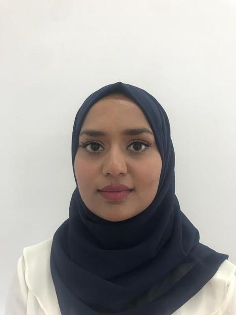 Miss L. Sultana- Purple Class Teacher (Year 3)