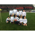 Our tag rugby team