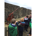 We learnt about Trebuchet
