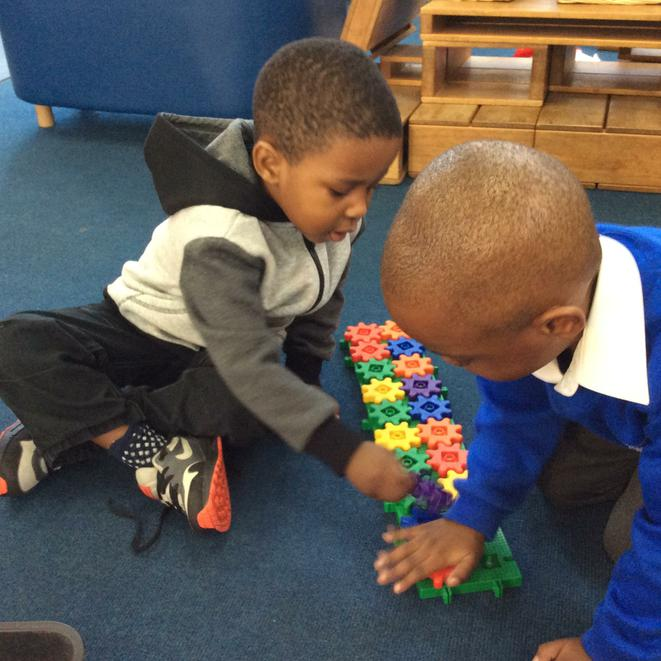 Working together with our friends