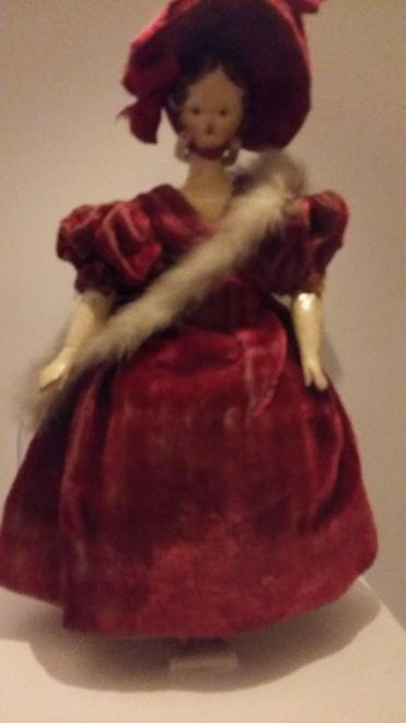 Victoria's dolls