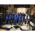 The gospel Choirand Holy Trinity church
