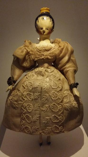 Victoria's doll
