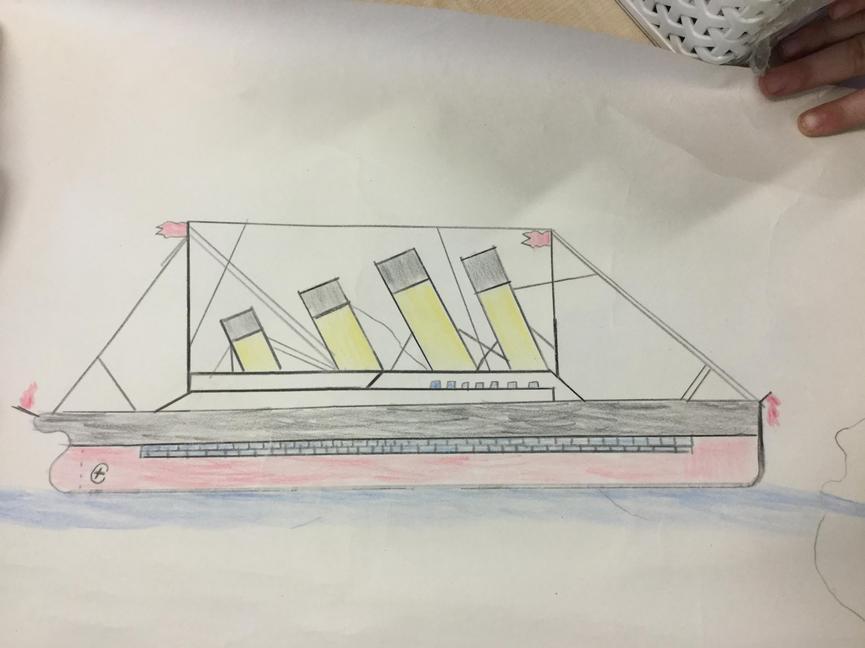 Wojciech's tremendous Titanic