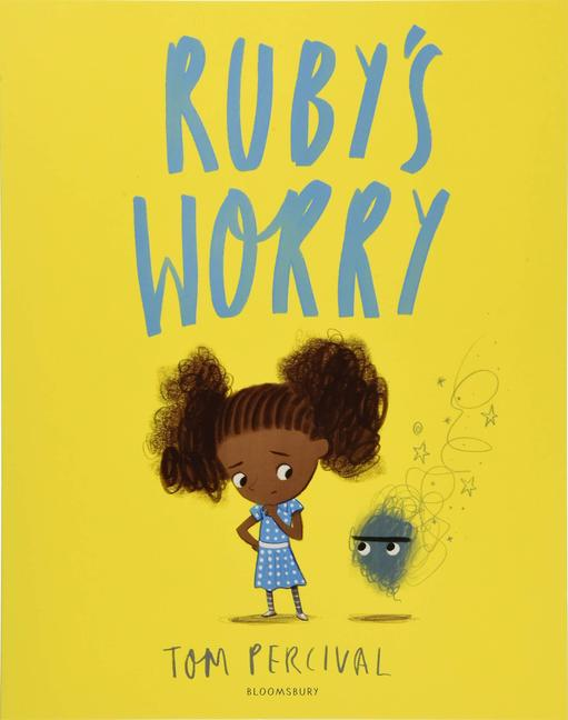 Ruby loves being Ruby. Until, one day, she finds a worry. At first it's not such a big worry, and that's all right, but then it starts to grow. It gets bigger and bigger every day and it makes Ruby sad. How can Ruby get rid of it and feel like herself again?