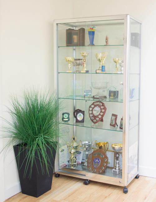 Trophy Cupboard