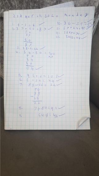 Porsha's fantastic Maths